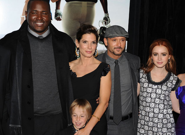 Familia-de-Michael-Oher-en-The-Blind-side