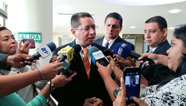 Fotografía tomada de: Cuenta Fiscalía General de la República (FGR).