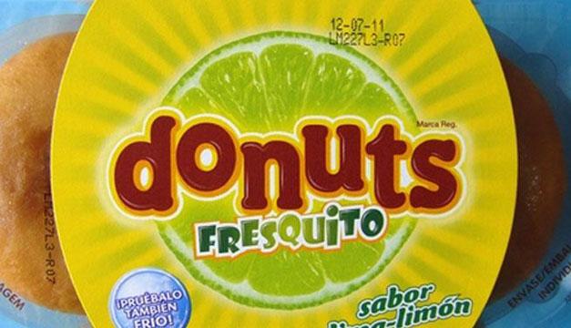 Fresquitos de donut