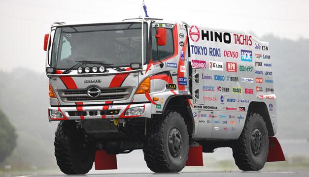 HINO-Dakar