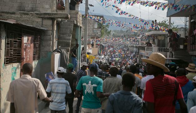 Haití-elecciones-EFE