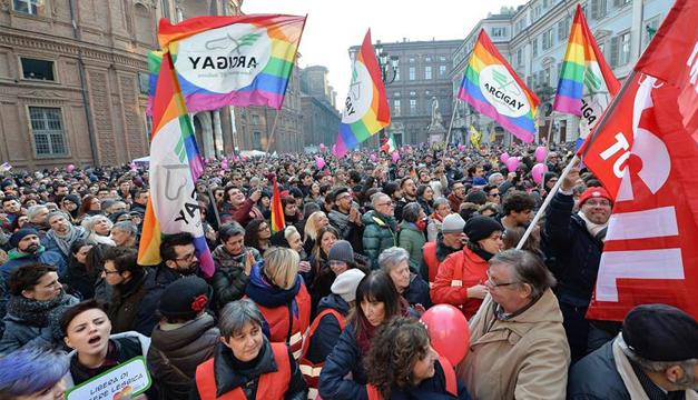 Homosexualidad-EFE (Italia)