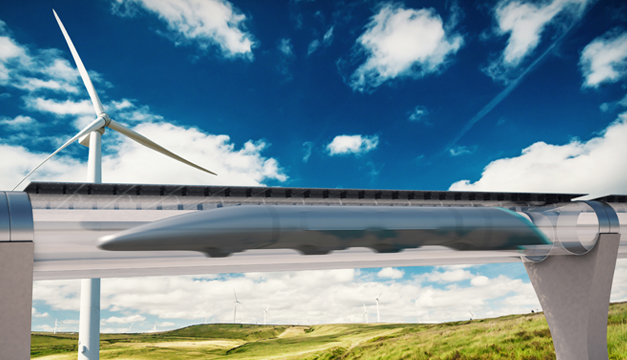 Hyperloop-Internet