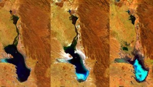 Lago Poopo Bolivia-EFE