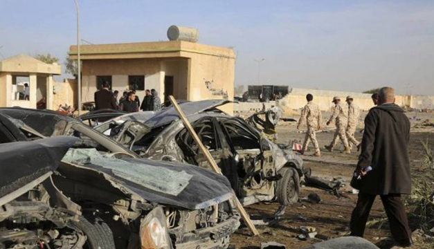 Libia-Ataque EFE