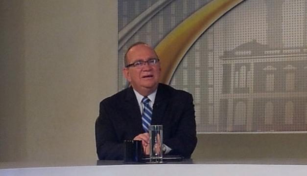 Mauricio Choussy. Fotografía tomada de: Frente a Frente