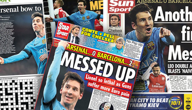 Mosaico-Messi