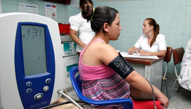 Foto de una mujer embarazada. Agencia/EFE