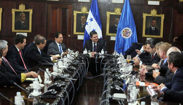 OEA-HONDURAS