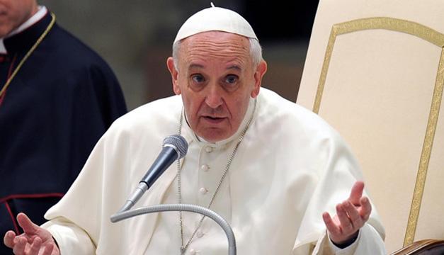 Papa Francisco-Agencia