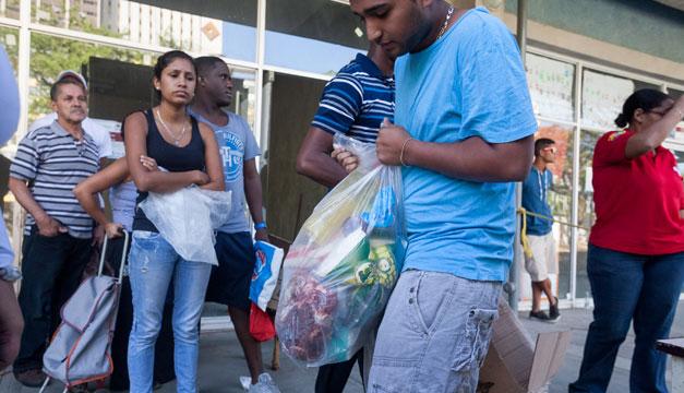 Venezuela-escazes-de-alimentos