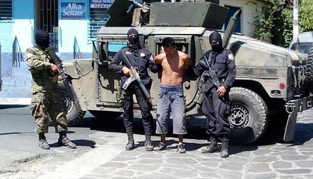 militar-captura