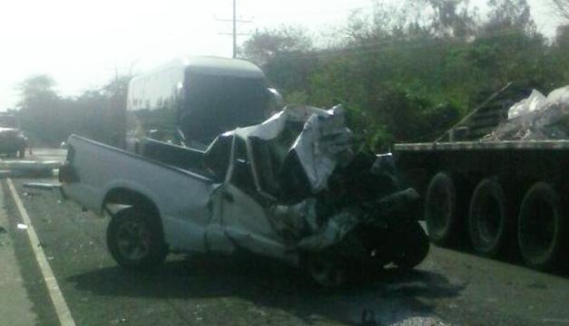 Accidente Cruz Roja