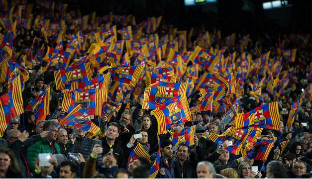 Aficion-Barcelona