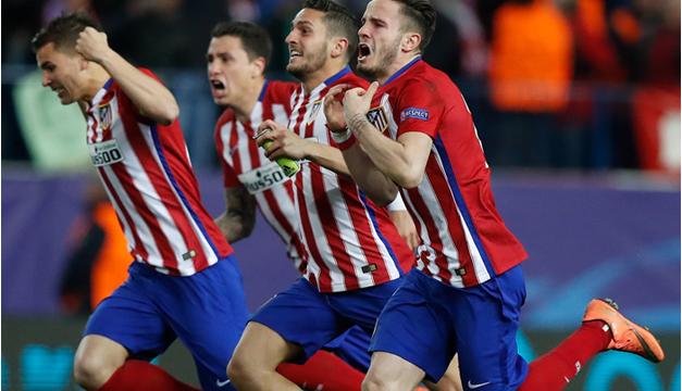 Atletico de Madrid-EFE