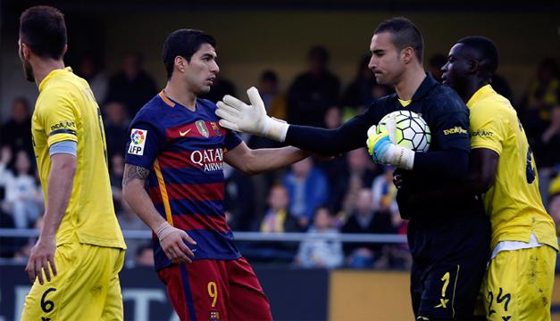 Barcelona-Villarreal-EFE