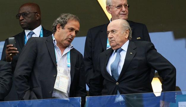 Blatter-y-Platini