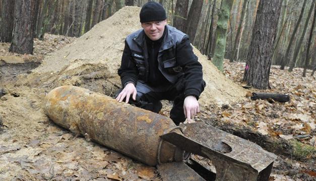 Bomba alemana-EFE
