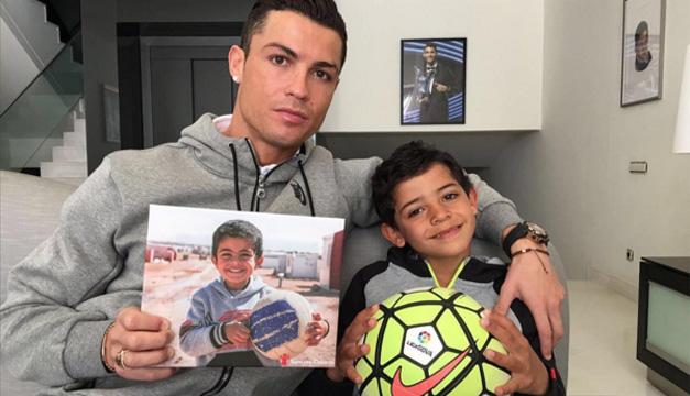 Cristiano Ronaldo-Instragram