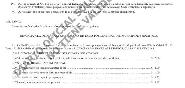 Diario-Oficial-tasas-municipales