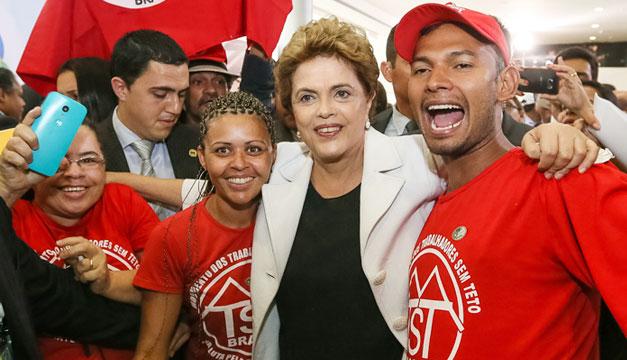 Dilma-Rousseff-y-simpatizantes