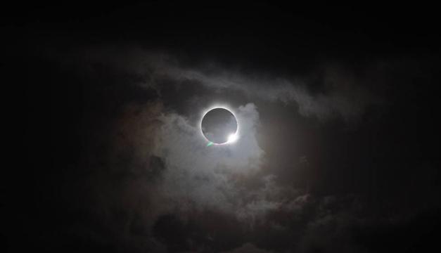 Eclipse solar-NASA