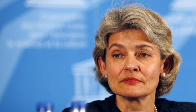 Irina Bokova-unesco