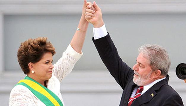 Lula y Rousseff-efe