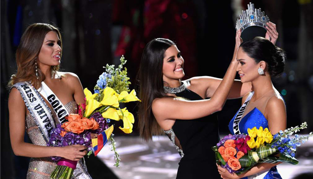 Miss Colombia-Miss Filipinas