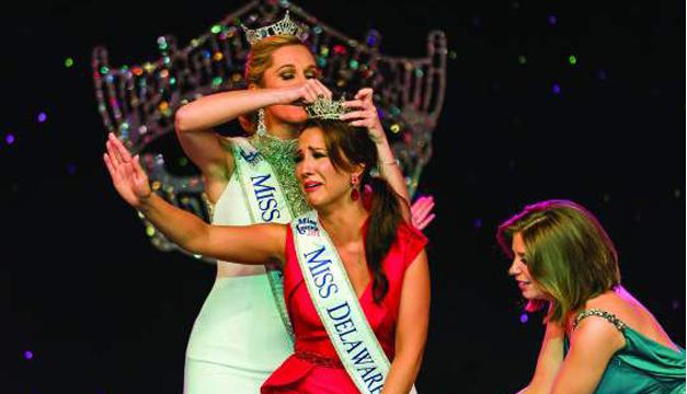 Miss Delaware, Amanda Longacre