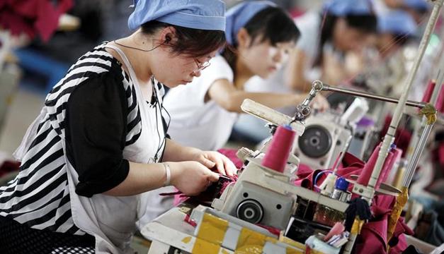 Mujeres trabajando-EFE