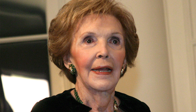 Nancy Reagan-EFE