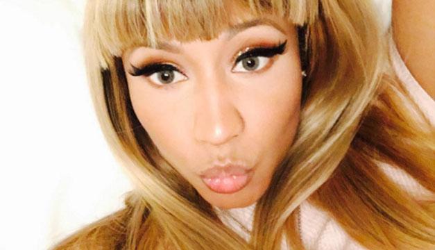 Nicki Minaj-Instragram