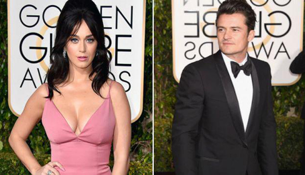 Orlando Bloom-Katy Perry