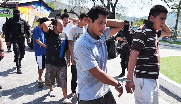 Pandilleros-detenidos-en-Panchimalco