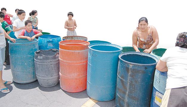 Protesta-agua