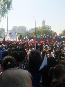 Reforma-laboral-en-Chile-manifestacion