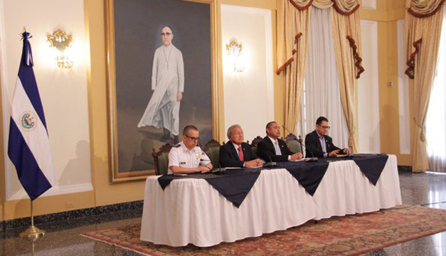 Fotografía tomada de Casa Presidencial.