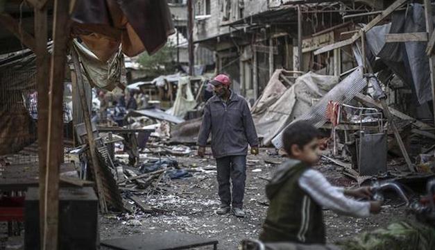 Siria conflicto-EFE