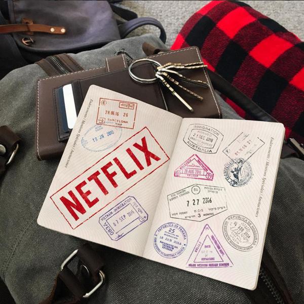 Instagran Netflix