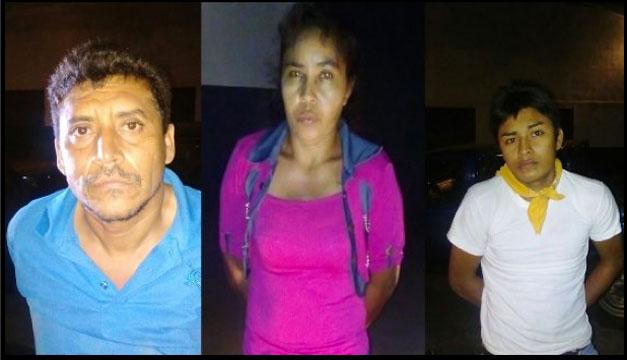 secuestradores
