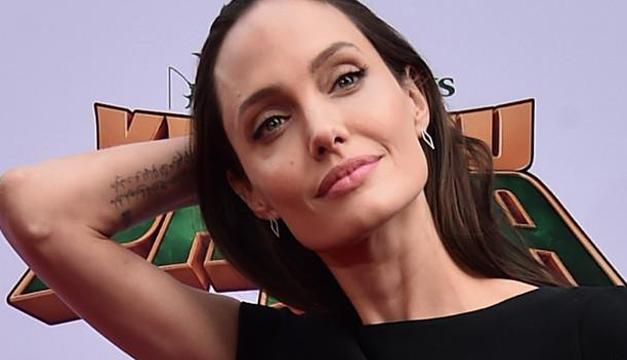 Angelina Jolie-Agencia