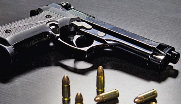 Arma-pistola