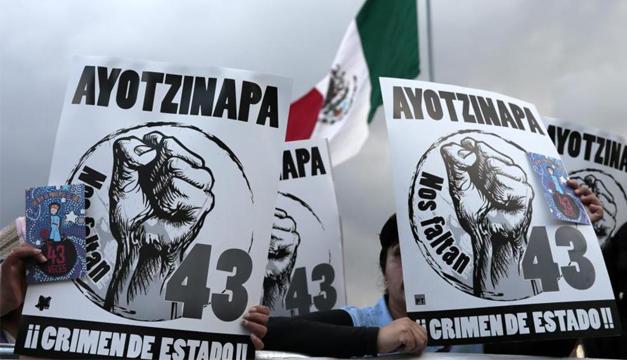 Ayotzinapa-EFE