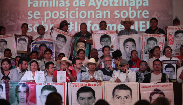 Ayotzinapa mexico-efe