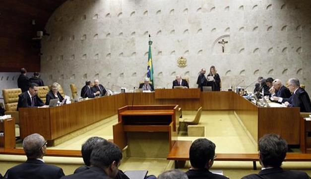 Corte Suprema de Brasil. Agencia EFE