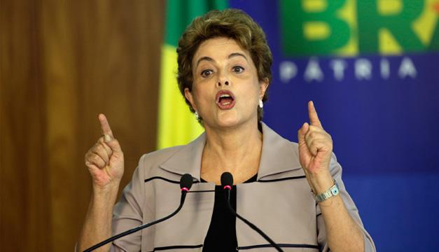 Dilma Rousseff-EFE