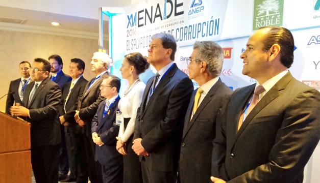 Cúpula del ENADE. Foto: Oscar Machón/DEM