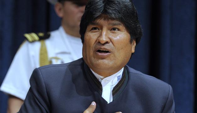 Evo Morales-EFE