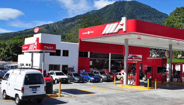 Gasolinera-Alba